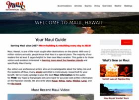 mauiinformationguide.com