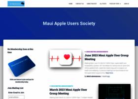 mauimac.org
