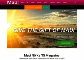 mauimagazine.net