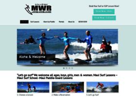 mauiwaveriders.kainalusurfing.com