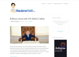 maulanamalik.com