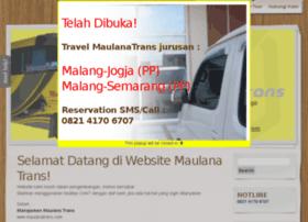 maulanatrans.com
