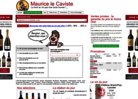 maurice-le-caviste.com