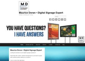 mauricedoran.com