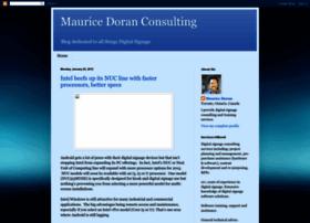 mauricedoranconsulting.blogspot.com