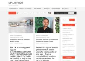 maurifoot.net