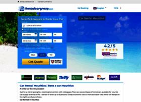 mauritius.rentalcargroup.com