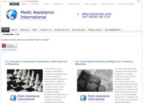 mauritiusmedicalassistance.com