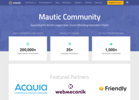 mautic.org