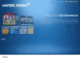 mavericdesign.com