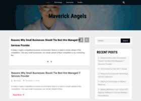 maverickangels.com