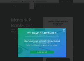maverickbankcard.com
