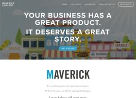 Maverickcontent.com