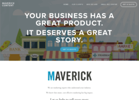 maverickcontent.com