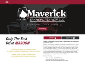 maverickdrivers.com