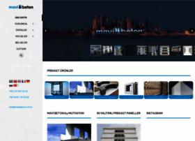 mavibeton.com.tr