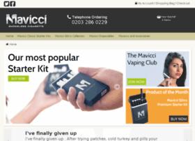 mavicci-ecigs.co.uk