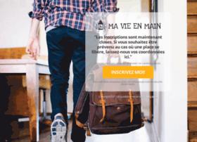 mavieenmain.com