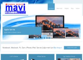 maviteknikservis.com