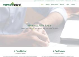 Mawsonglobal.com