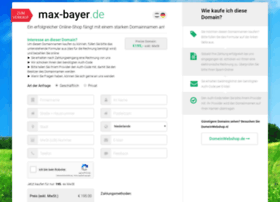max-bayer.de