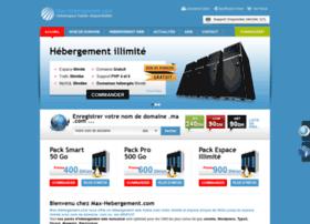 max-hebergement.com