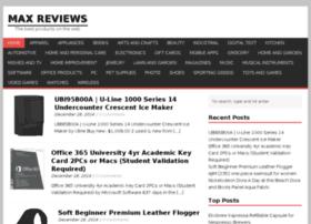 max-reviews.net