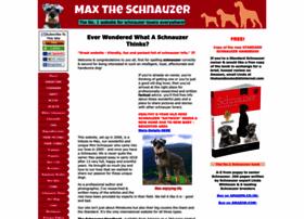 max-the-schnauzer.com