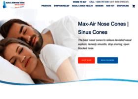 maxairnosecones.com