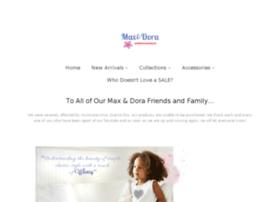 maxanddora.com