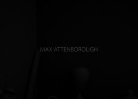 maxattenborough.co.uk