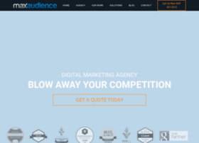 maxaudience.com