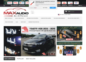 maxaudio.com.my