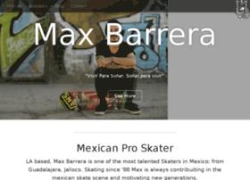 maxbarrera.com