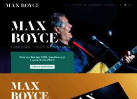 maxboyce.co.uk