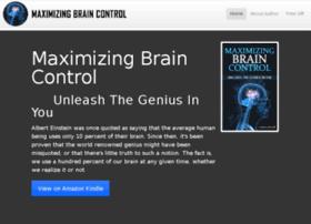 maxbraincontrol.com