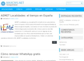 maxcms.net