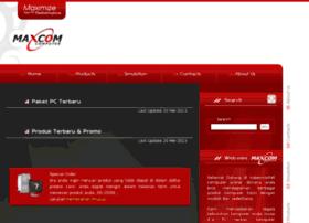 maxcom-online.com