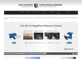 maxcom.squarespace.com