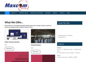 maxcomafrica.com
