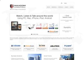 maxcominternational.com