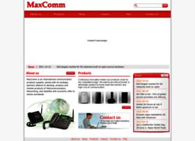 maxcomm.com.tw
