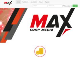 maxcorpmedia.com
