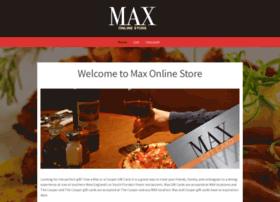 maxdiningcard.com