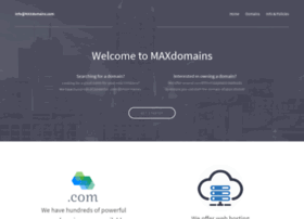 maxdomains.com