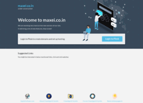 maxei.co.in