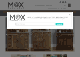 maxfurniture.com