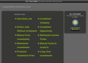 maxgrowthinvestments.com