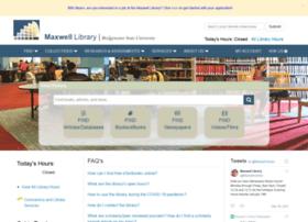 maxguides.bridgew.edu