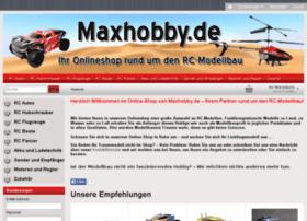 maxhobby.de